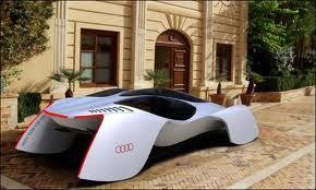 Belle Audi . Je veux la même !!!!!!!!!