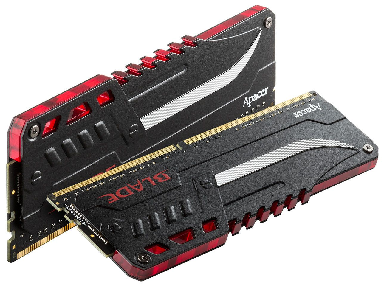 Apacer Announces the Blade Fire DDR4-3200 32GB Memory - TECKKNOW