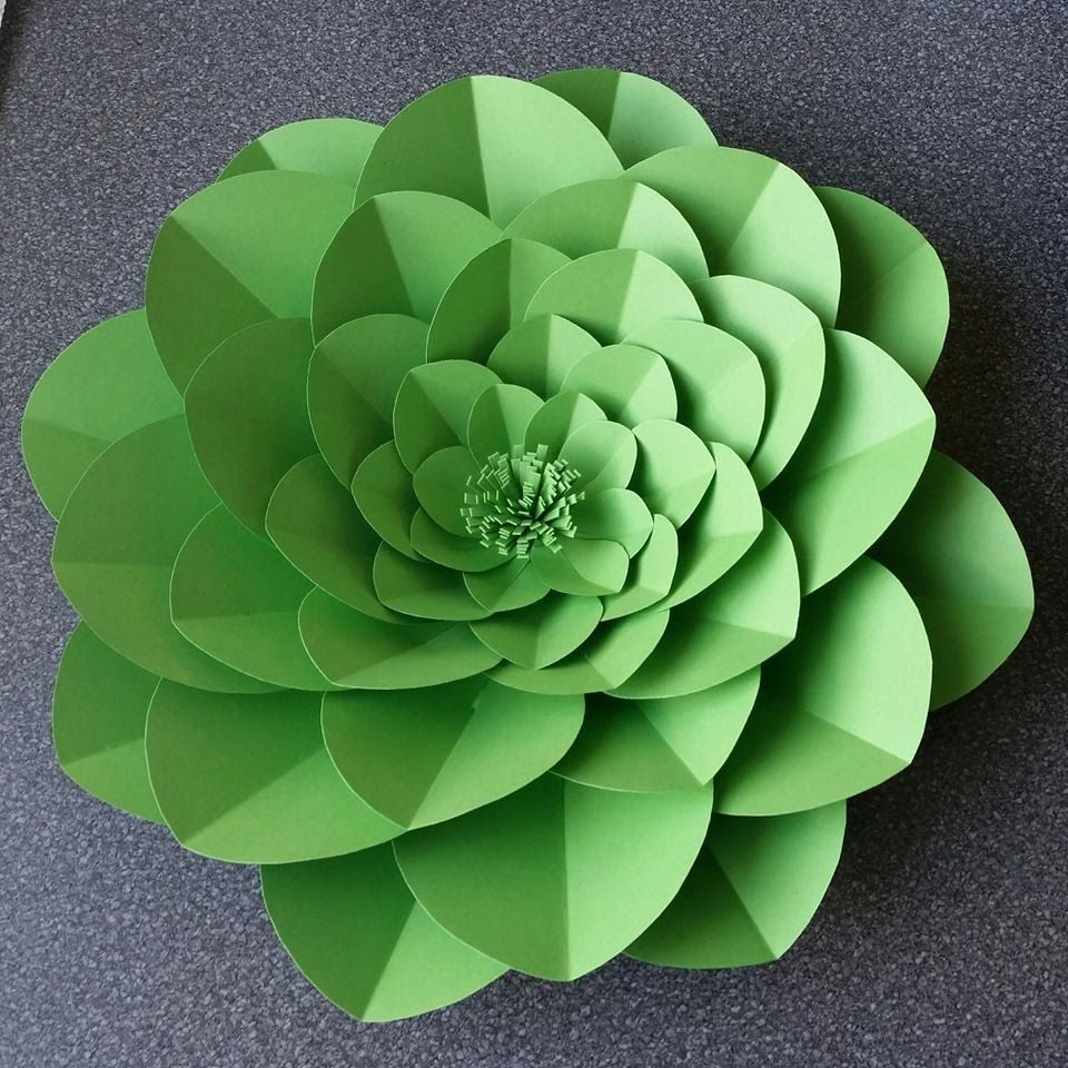 Audrey Giant paper Flower  decorating with purple  Pinterest