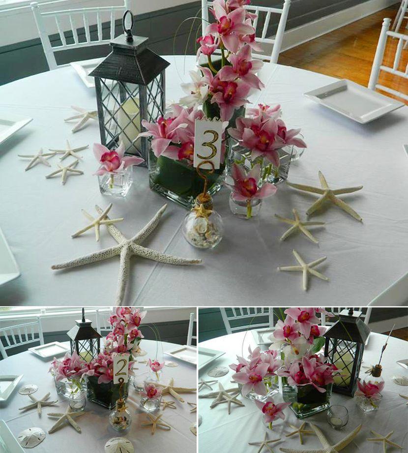 Top 31 beach theme wedding centerpieces ideas wedding table ideas top 31 beach theme wedding centerpieces ideas junglespirit Image collections