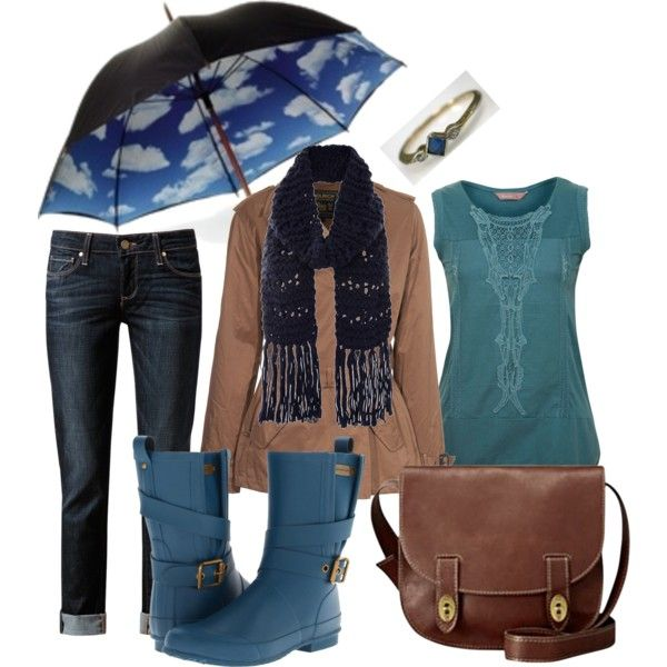 """""""Rainy Day"""" by jessica-conifer on Polyvore"""