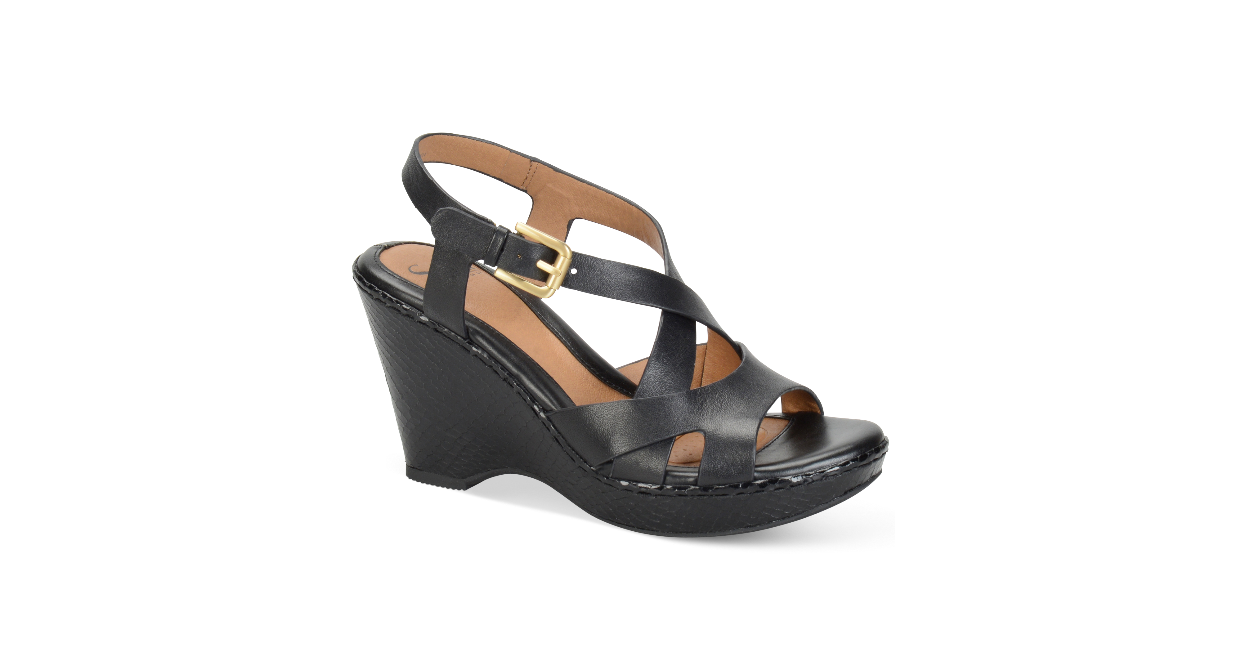 Sofft Vivien Platform Wedge Sandals