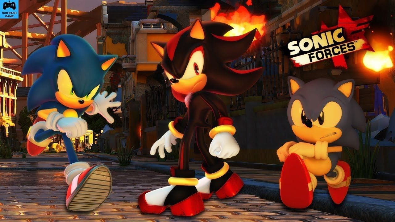 New Sonic Game For Ps4 : Sonic forces new official launch trailer ps4 gameplays