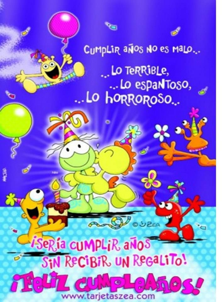 5 Tarjetas de cumpleaños gratis 1 Cumpleaños feliz Pinterest