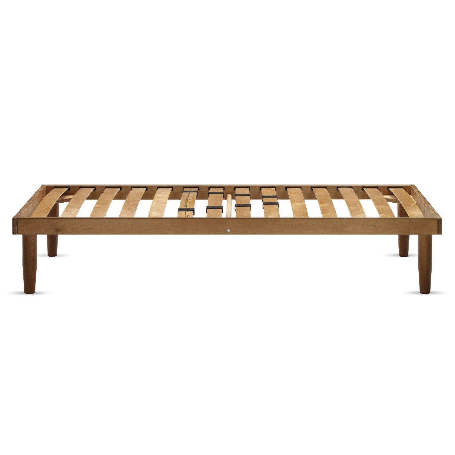 Wood Frame Federholzrahmen mit Füßen - ARREDACLICK | BED | Pinterest ...