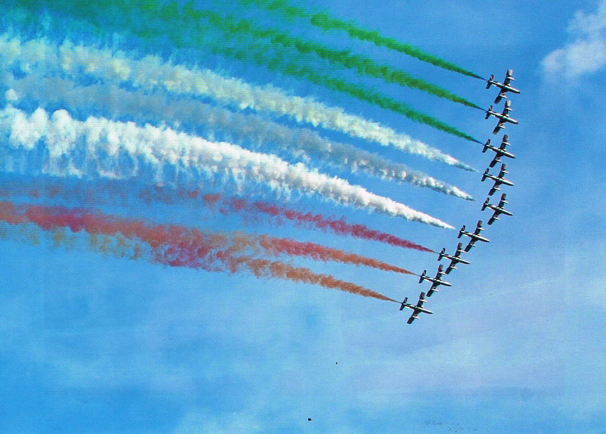 Lookbook Aeronautica Militare primavera / estate 2014