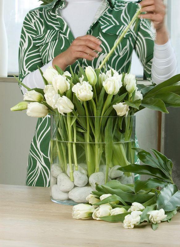 DIY | 3x anders geschikt - 'Creatief met tulpen' • Stijlvol Styling woonblog • Voel je thuis!