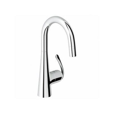 Grohe Ladylux3 Touch Pull Down Single