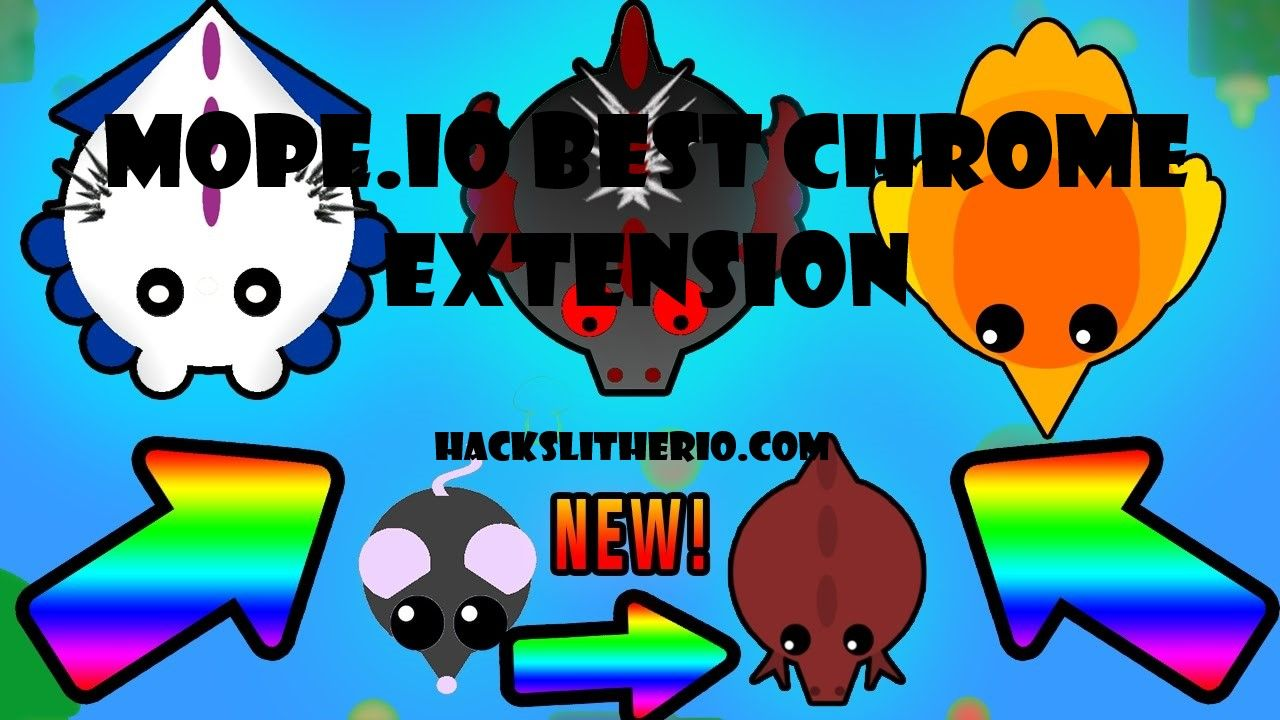 There Are Several Features Of The Mope Io Best Chrome Extension Slither Io Hacks Mods Skins Tricks Extensions Hackslitherio Com Chrome Extension Slitherio Moping