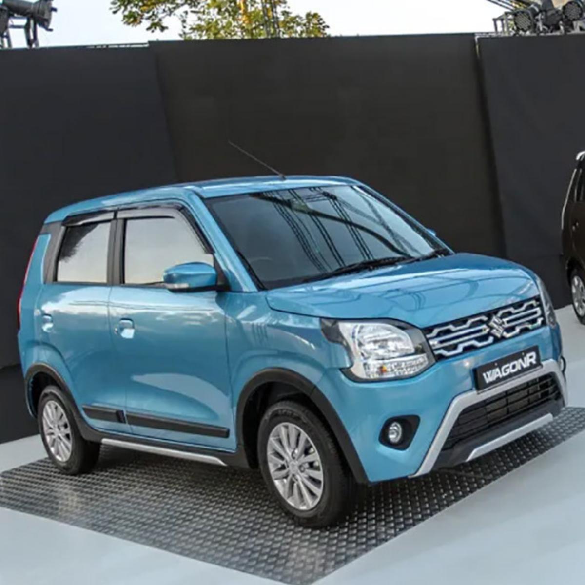 2019 Maruti Suzuki unveiled Wagon R SCNG at Rs 4.84 lakh