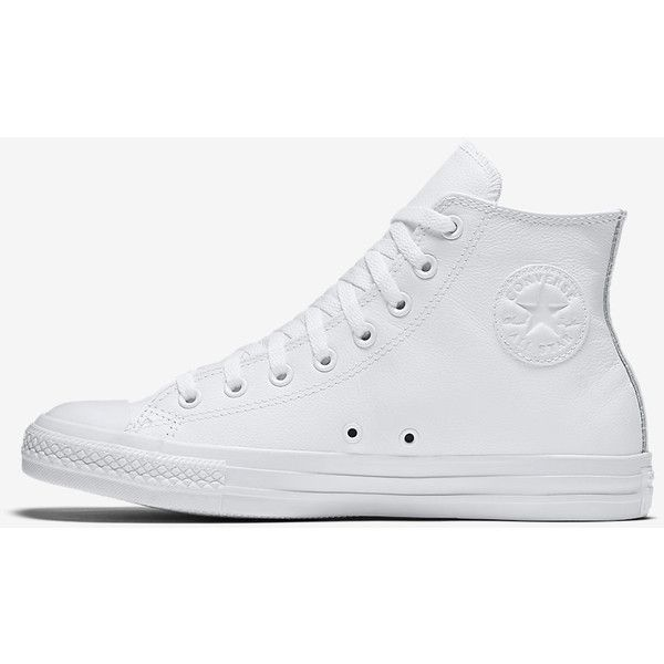 abe7da9dda630 Converse Chuck Taylor All Star Leather High Top Unisex Shoe. Nike ...