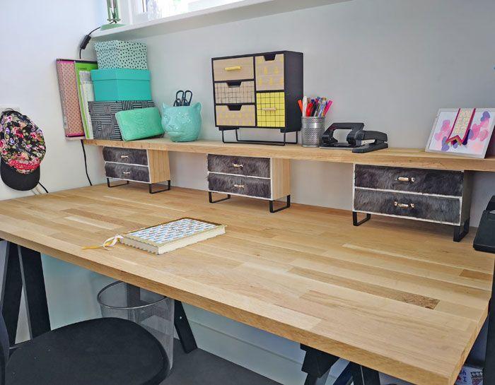 Zelf een bureau maken met deze tips heb je snel je eigen bureau