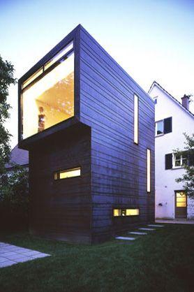 Anbau haus ludwigsburg architektur 109 arch for Haus anbau modern