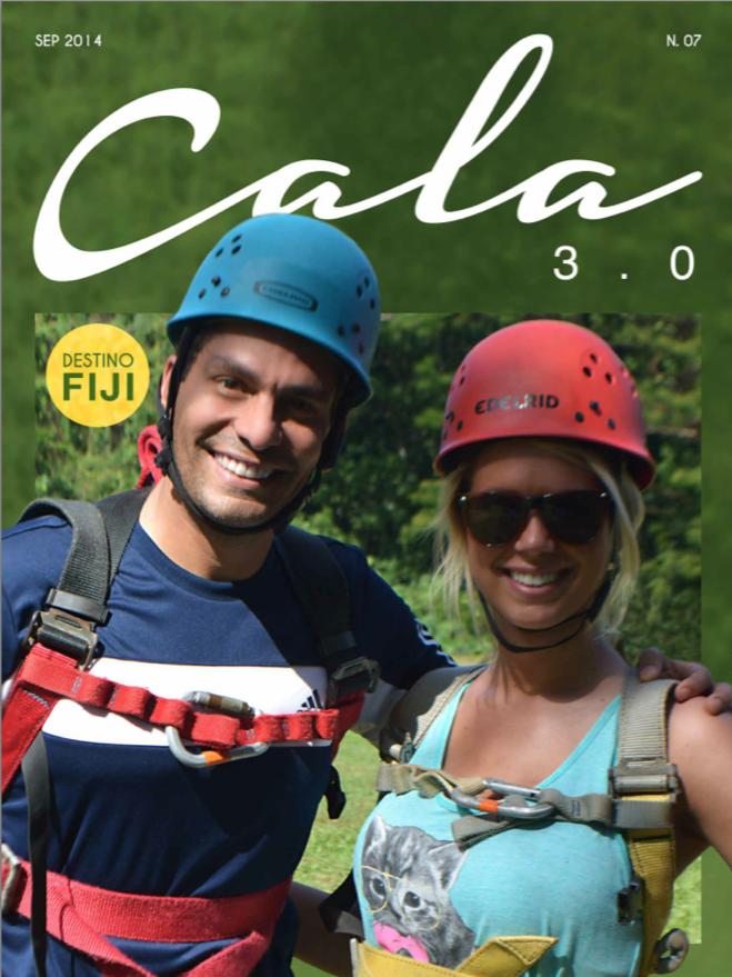#DestinoFiji es el nuevo número de @Cala 3.0, gratis en #Android y #Apple - http://ismaelcala.com/magazine.html