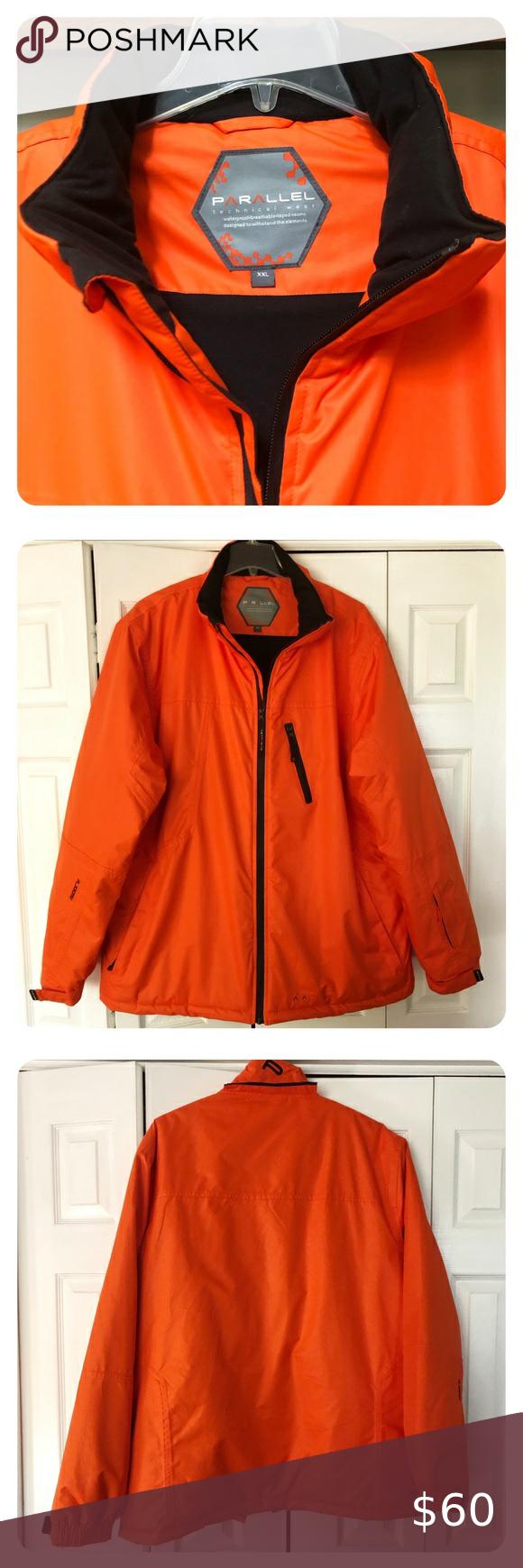 ❣️NWOT❣️PARALLEL Technical Wear Jacket, size XXL