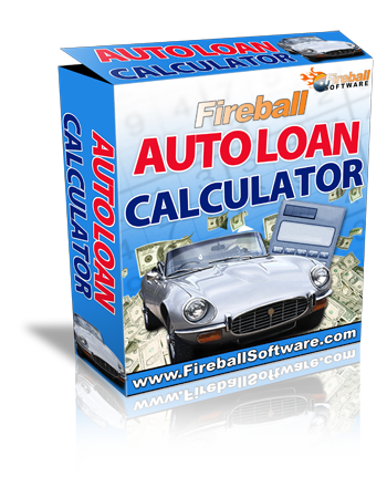 Auto Loan Calculator Comes With Master Resale Rights  Make Money