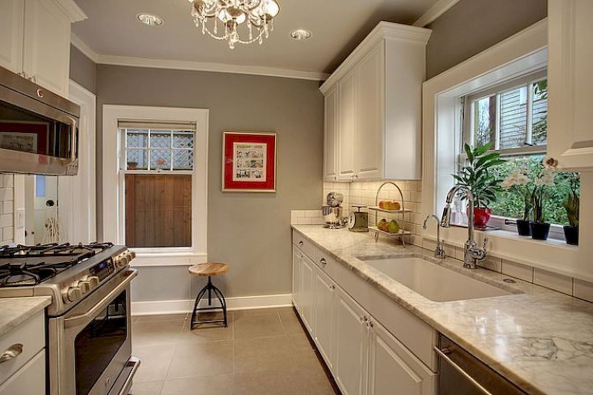 galley kitchens inspirations part 15 kitchen colors galley kitchens kitchen remodel on kitchen paint colors id=70069