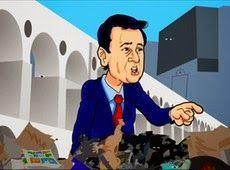 Galdino Saquarema Humor: A Greve dos garis K K K K K K K KK KK KK
