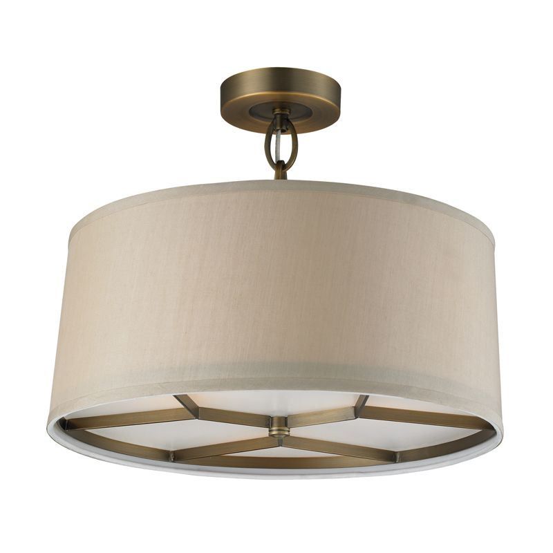 Baxter Ceiling Semi Flush Mount