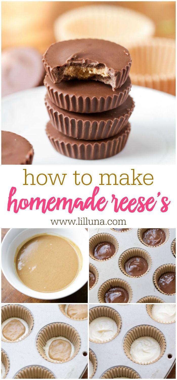 Reese's Peanut Butter Cups  - Sweet treats -