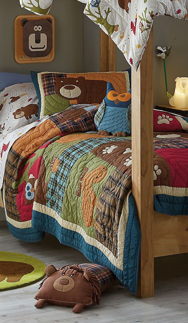 Best Boys Bedding For 2020 Kids Bedding Sets Boy Quilts 640 x 480