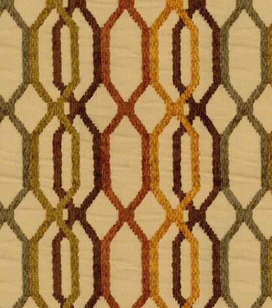 "Richloom Studio Fabric 55"" Links Fiesta Fabric decor"