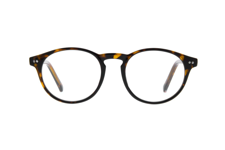 5b129fd67e1 Tortoiseshell Round Glasses  127425