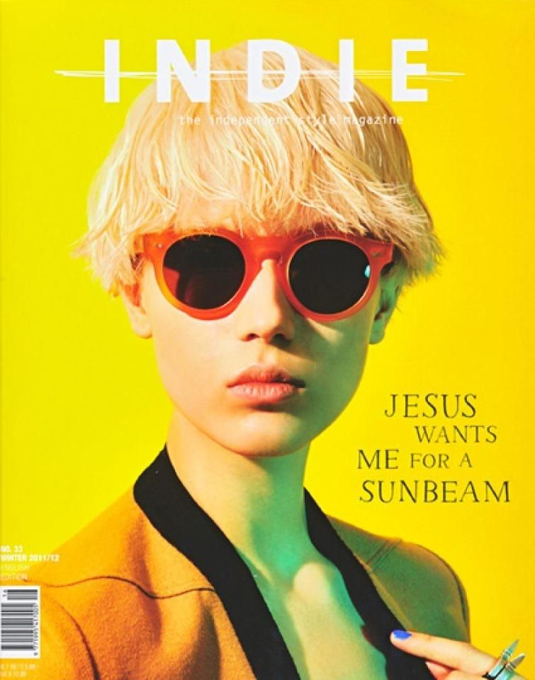 Indie Magazine february 2012 cover