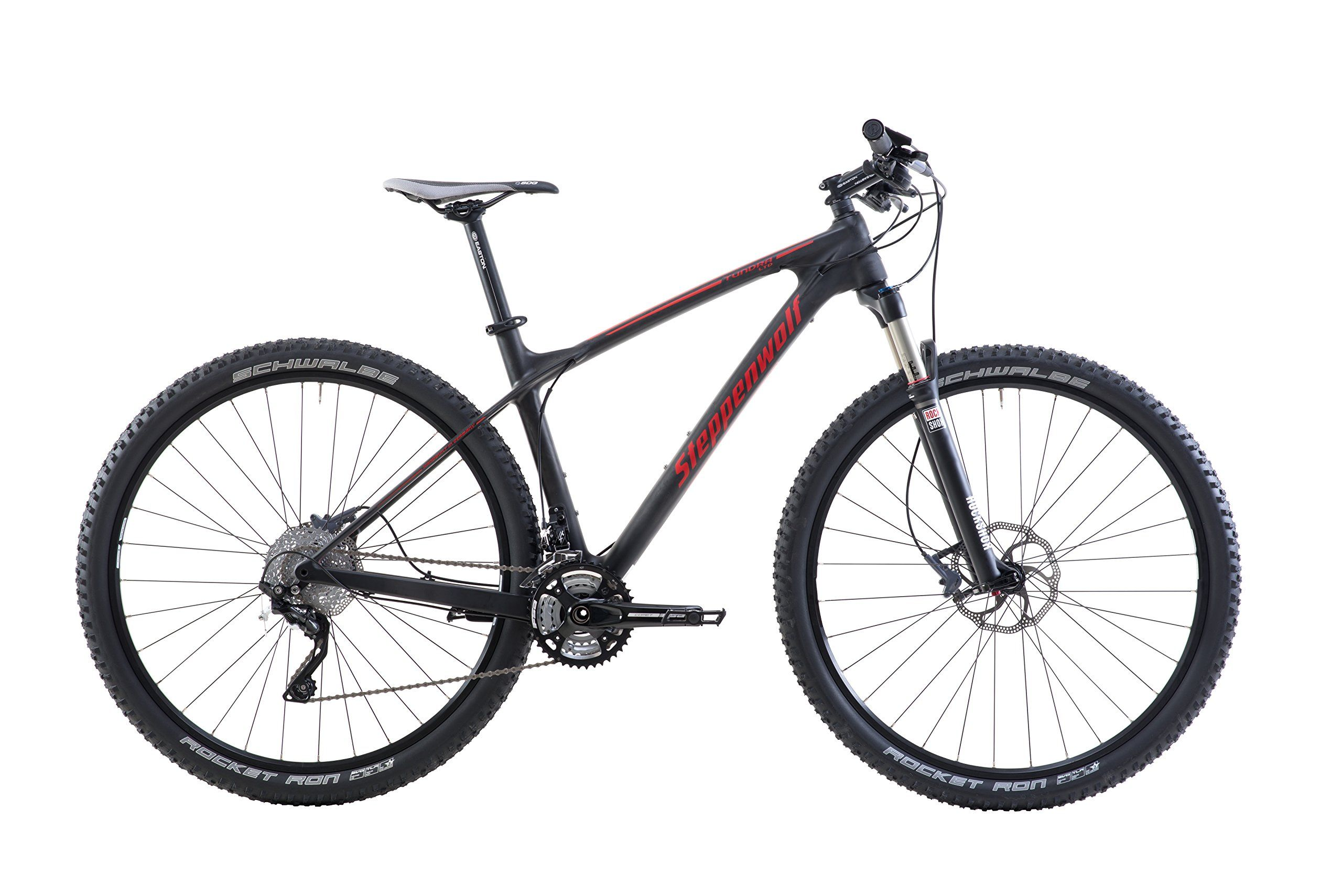 Steppenwolf Men\'s Tundra Carbon LTD Hardtail Mountain Bike, 29 inch ...