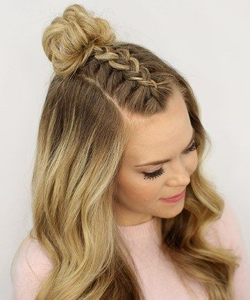 Cool 45 Long Braids Style For Women Long Hair Http 99outfit Com Index Php 2019 01 06 Tr Side Braid Hairstyles Cool Braid Hairstyles French Braid Hairstyles