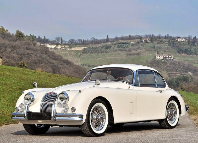 World Of Classic Cars: Jaguar XK150 3.8 Fixed Head Coupé 1959 – World Of …