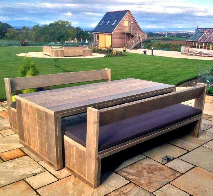 Beautiful Modern Wooden Garden Furniture Garden Dining Tables