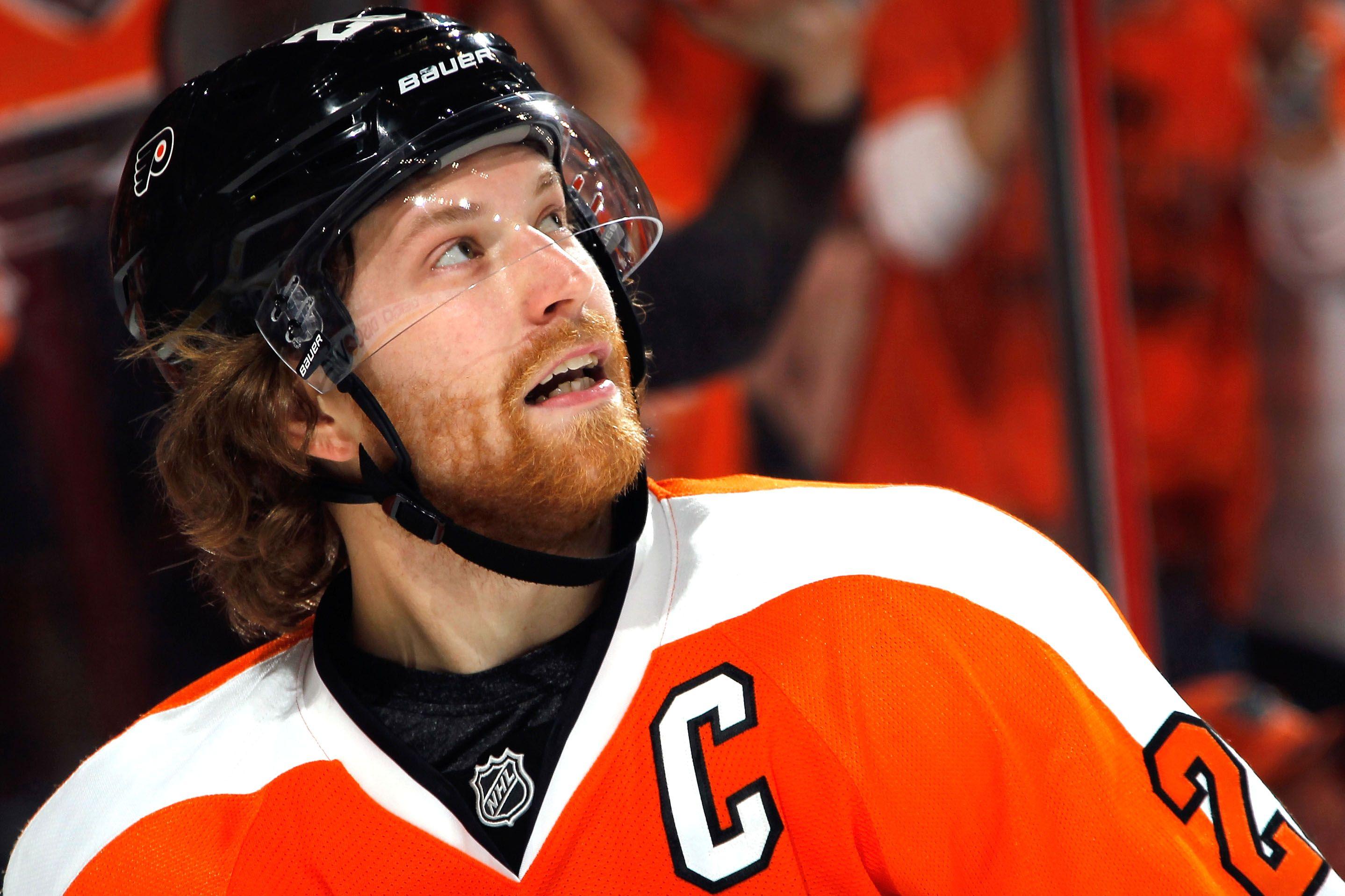 Claude Giroux Philadephia Flyers National hockey league