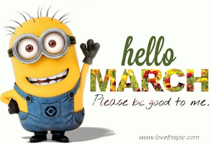 Skin Art Hello March Quotes Hello March Hello March Images