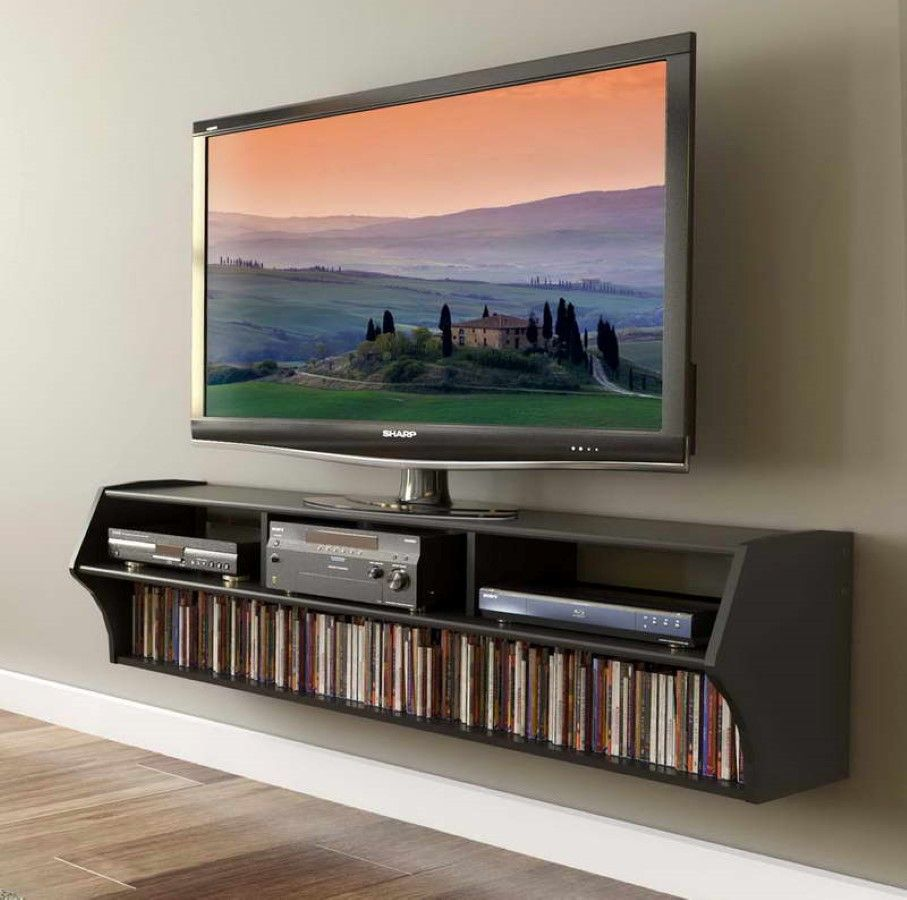 20 best tv stand ideas remodel pictures for your home diy tv 20 best tv stand ideas remodel pictures for your home floating tv standlong floating shelveswall mounted amipublicfo Image collections