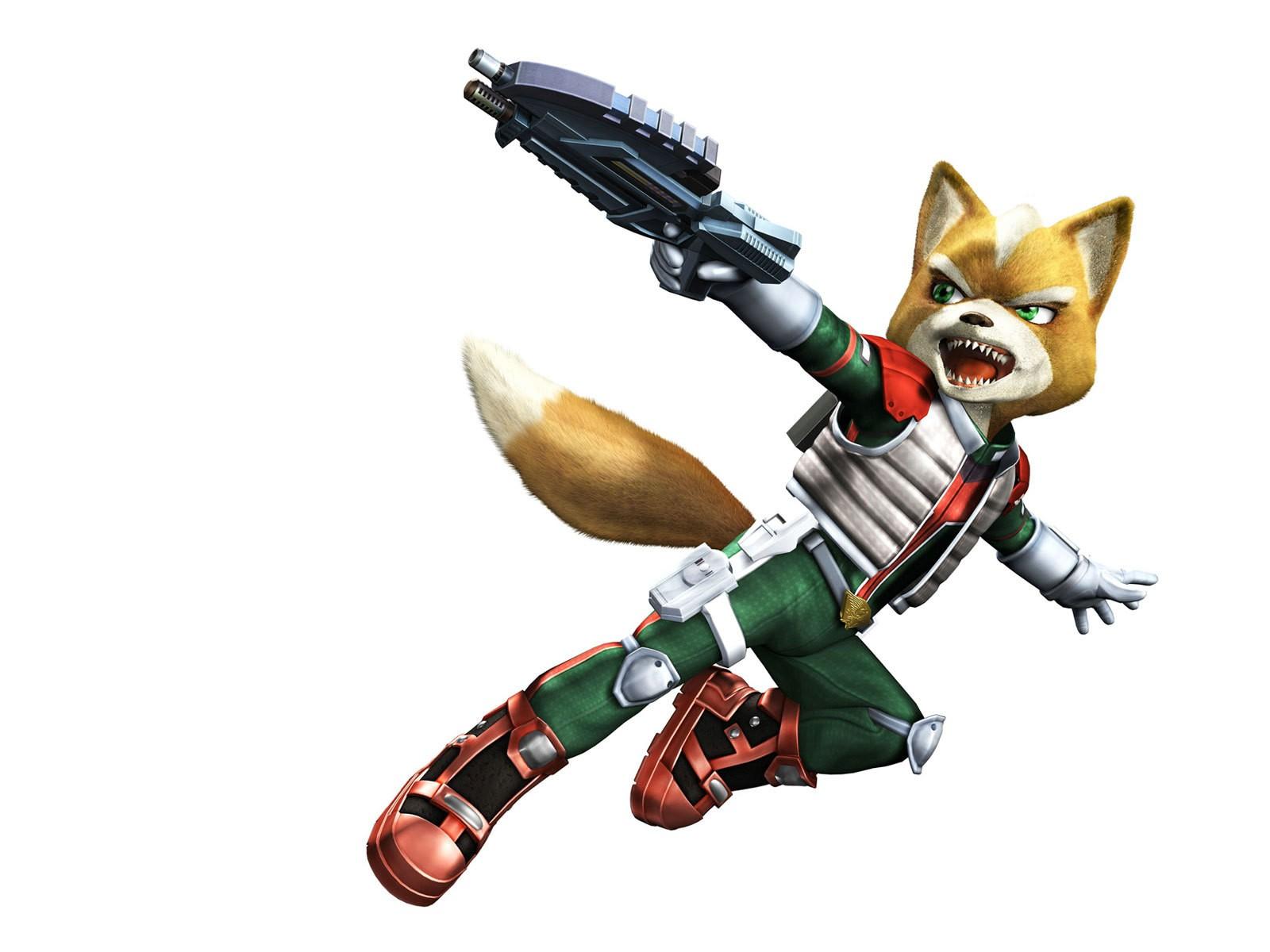 Star Fox Assault Wallpaper 26 By Nickanater1 On Deviantart Star Fox Fox Mccloud Fox Games