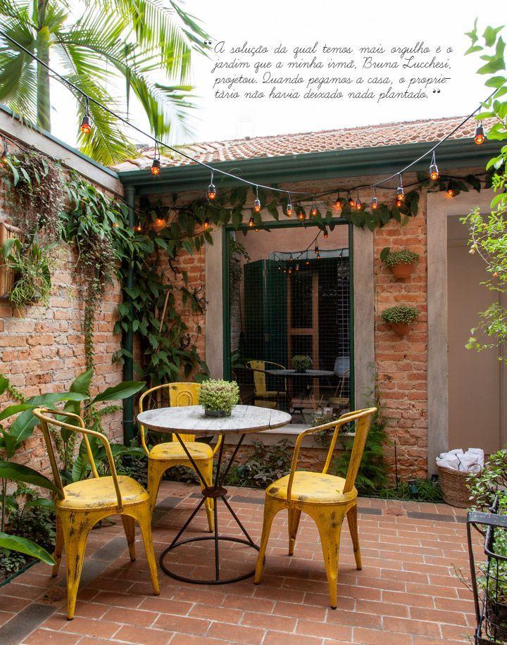 O Pequeno E Adorável Jardim Por Depósito Santa Mariah