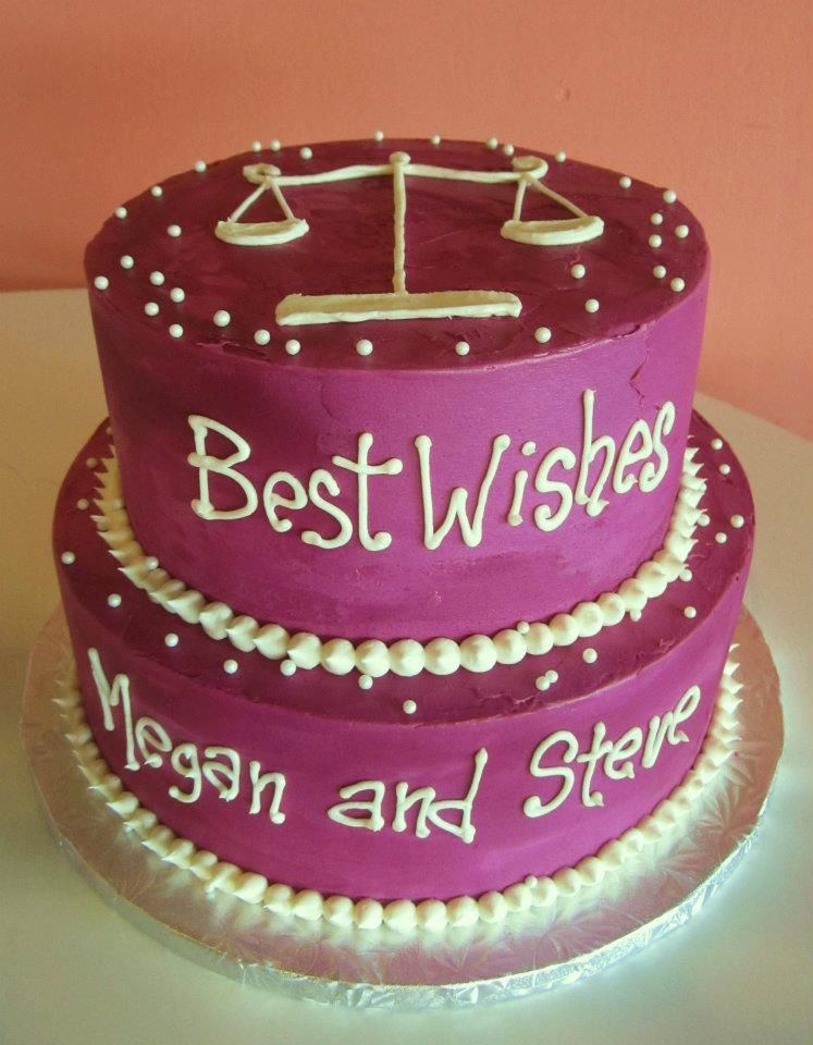 Bridal Shower Cake / 2tarts Bakery / New Braunfels, TX