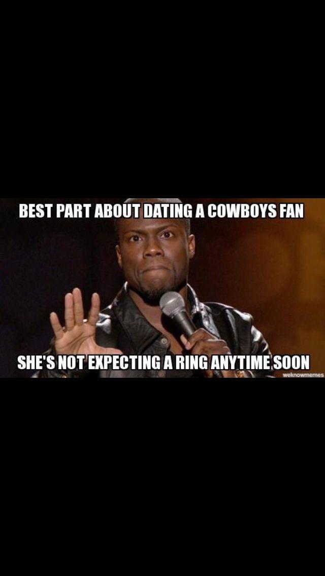 dating en Cowboys fan