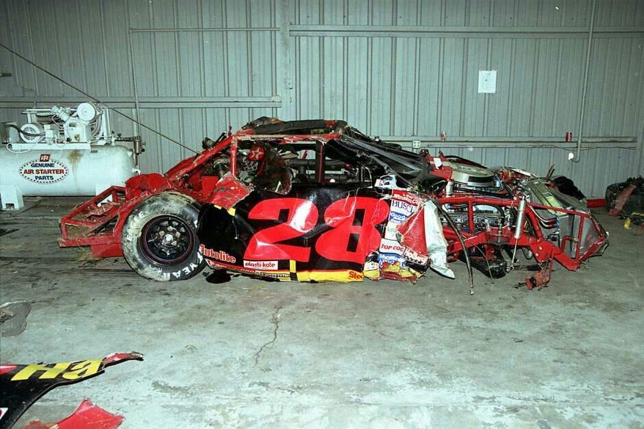 Race Car Wrecks