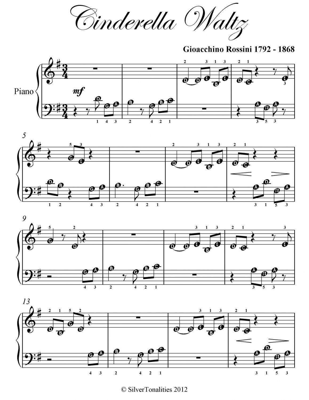 Cinderella Waltz Sheet Music 52fd9021ac031 159585b Jpg Sheet