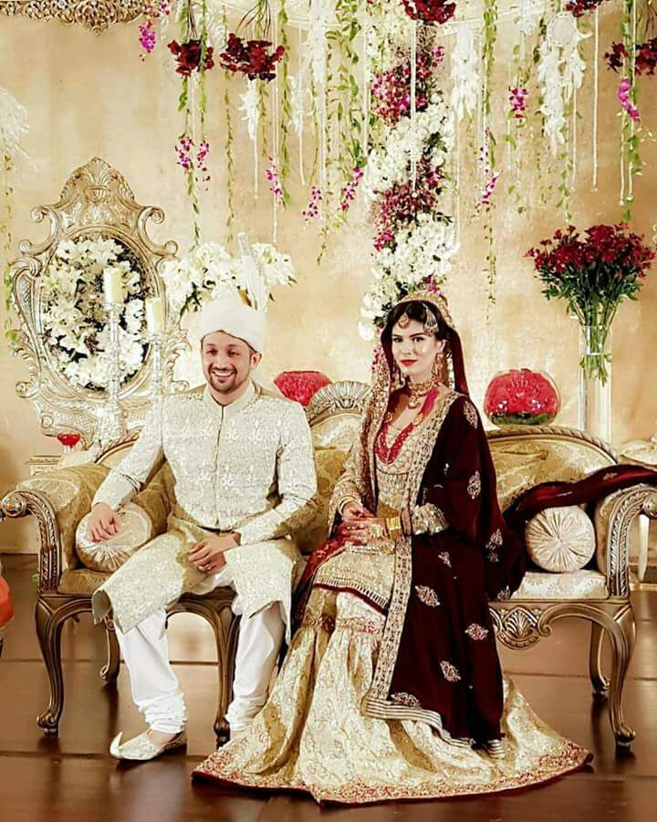 Pakistani Bridal Couture, Bride Inspiration