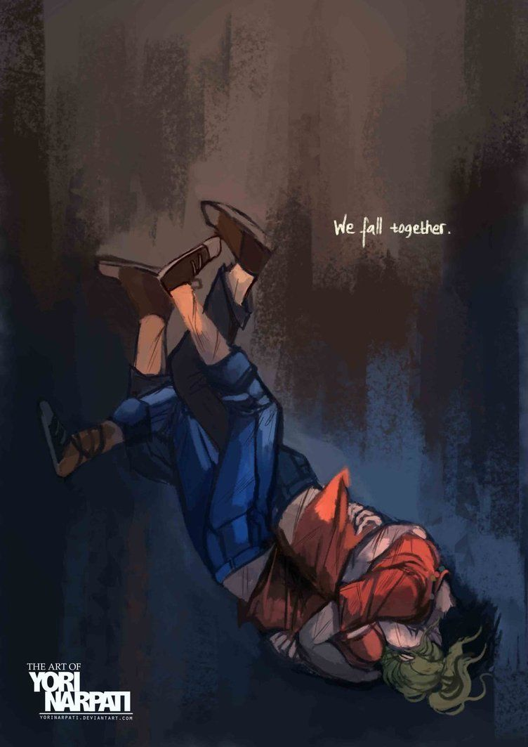 ... Fall Into Tartarus Comic Photo clips : percy and annabeth fall into Percy And Annabeth Fall Into Tartarus