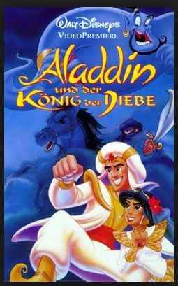 Aladdin And The King Of Thieves August 20th Watch Aladdin