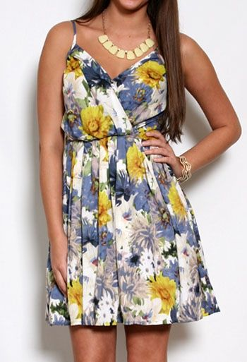 The perfect sundress!  #PGPackingList  #PrivateGallery