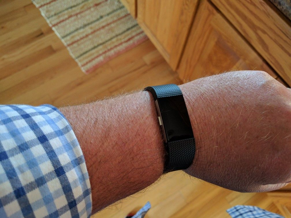 Finally got my Fitbit replacement under warranty     a free upgrade