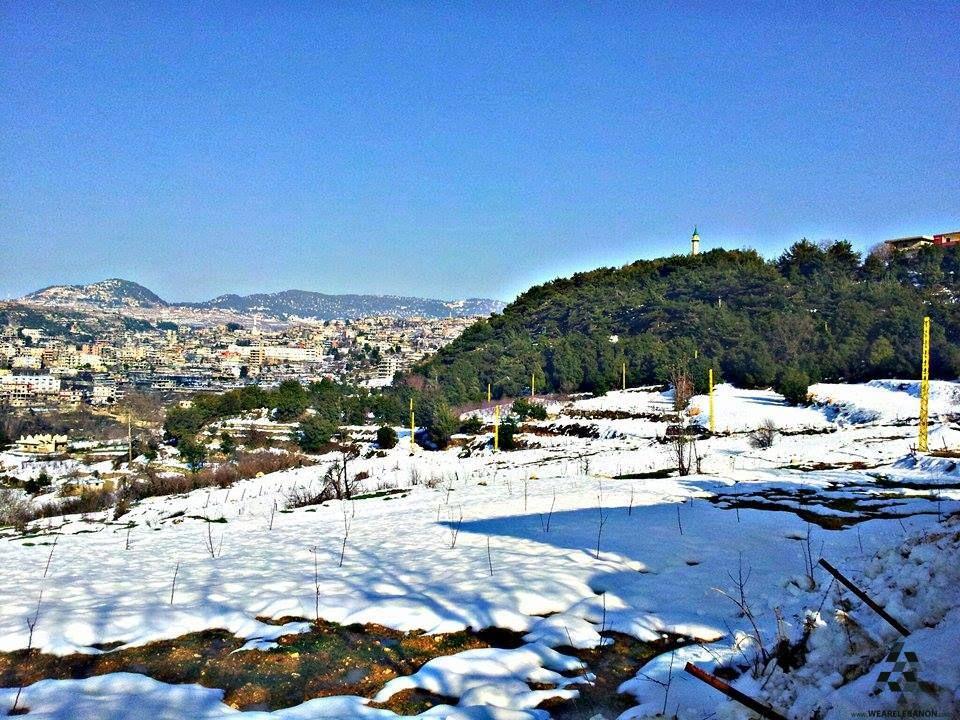 Beautiful Sunny Day In Meshmesh الطقس حلو ومشمس بمشمش By Rayan Mourad Lebanon Wearelebanon Paris Skyline Lebanon Skyline