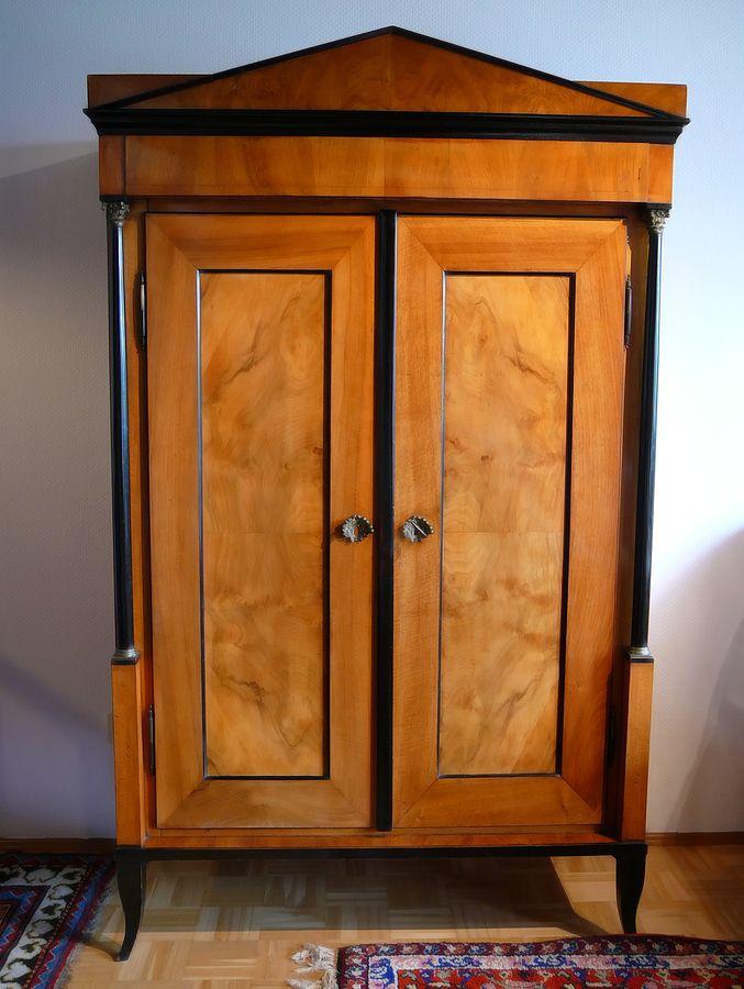 Biedermeier cabinet. | Biedermeier Furniture | Pinterest | Empire ...