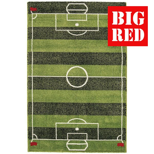 Football Pitch Play Asiatic Rugs Best Prices In The Uk From