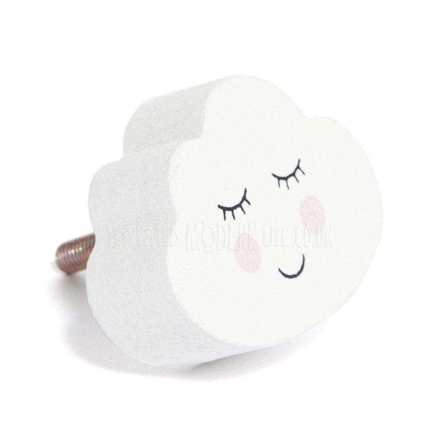 Door / Drawer Knob . Sweet Dreams . Cloud  sc 1 st  Pinterest & Door / Drawer Knob . Sweet Dreams . Cloud | Toddler bedroom ...